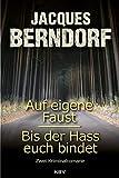 Image of Auf eigene Faust / Bis der Hass euch bindet: Zwei Kriminalromane (KBV-Krimi)