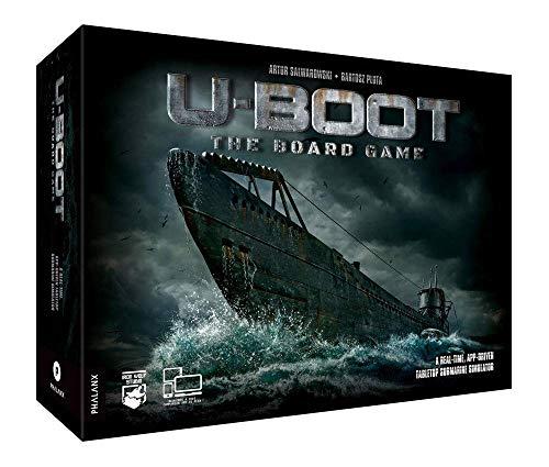 Phalanx U-Boot Board Game, Multicolor