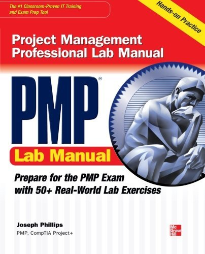 PMP Project Management Professional Lab Manual by Joseph Phillips (2010-08-06)