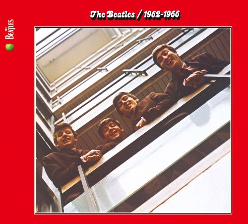 ザ・ビートルズ 1962年~1966年 (赤盤)(通常価格盤)(デジスリーヴ仕様)