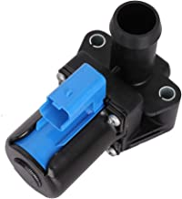 HY-SPEED 701-001 HVAC Radiator Heater Water Control Valve Engine Coolant Bypass Valve Assembly for Ford Escape Fiesta Fusion Transit Connect BM5Z-18495-A BM5Z-18495-B BM5Z-18495-C YG-780 902-055