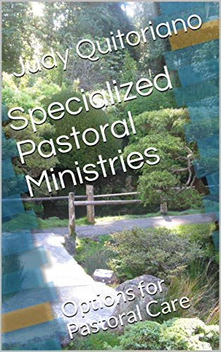 Specialized Pastoral Ministries: Options for Pastoral Care (English Edition)