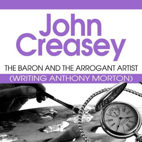 The Baron and the Arrogant Artist cover art