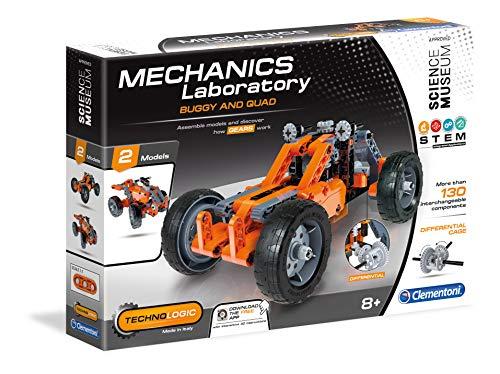 Clementoni - Laboratorio de Mecánica - Buggy y Quad