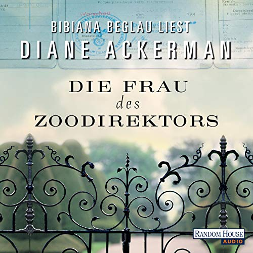 Die Frau des Zoodirektors audiobook cover art