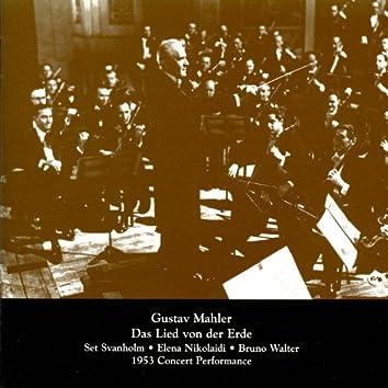 Mahler: Das Lied von der Erde (1953)