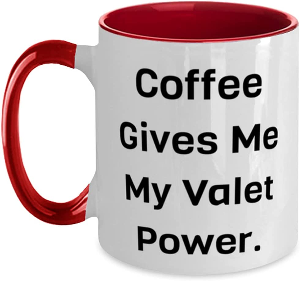Love Valet 2021 autumn and winter new Gifts Coffee Now on sale Gives Me Power Holiday My To Two