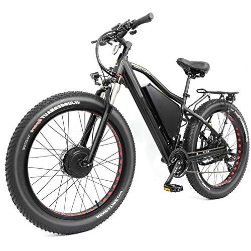 Bicicleta electrica, 1500W 26 pulgadas de la bicicleta eléc