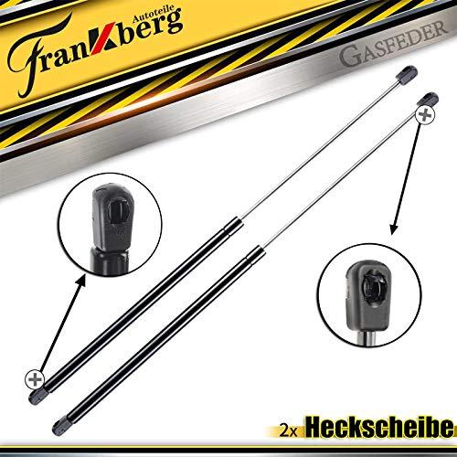 2x Ammortizzatore Posteriore per Molle a Gas Heckglas per Wrangler TJ 1997-2006 SUV 55076310