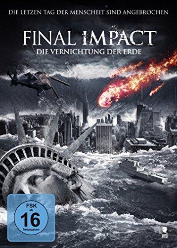 Final Impact - Die Vernichtung der Erde [Alemania] [DVD]