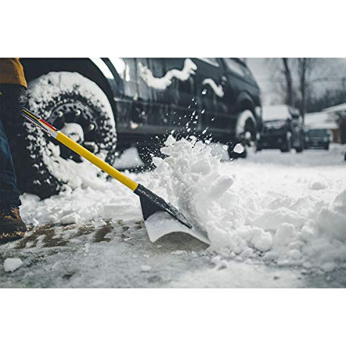 The Snowplow 'the Original Snow Pusher' 48' Wide Model 50548