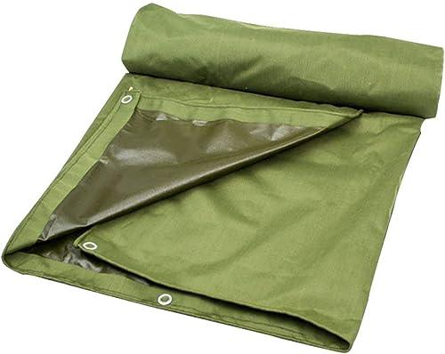MONFS Home Tissu Anti-Pluie bache imperméable Voiture bache Anti-Pluie crème Solaire bache Anti-poussière Couverture de Voiture Hangar Isolation en Tissu résistant à l'usure