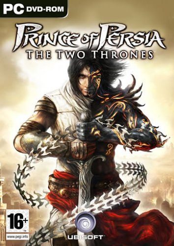 Prince of Persia - The Two Thrones (DVD-ROM)