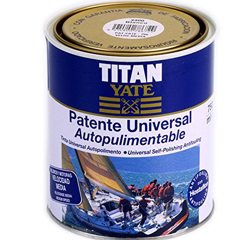 TITAN-brevetto autopulimentable velocità media seta opaco
