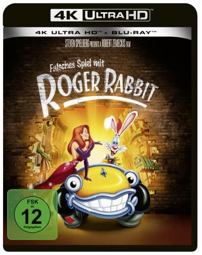 Falsches Spiel mit Roger Rabbit (4K Ultra HD + Blu-ray)