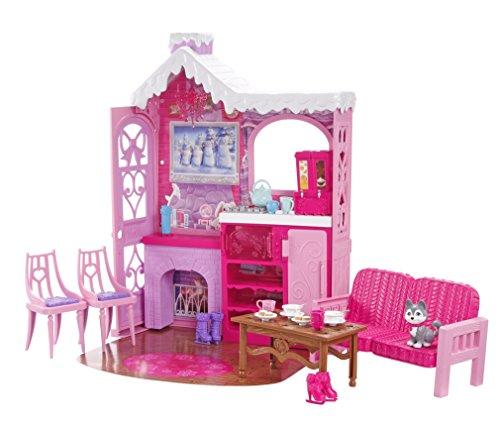 Barbie - Bjn60 - Poupée Mannequin - Le Châlet