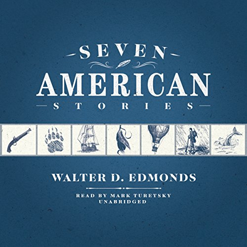 Seven American Stories cover art