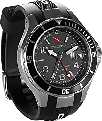Cressi Traveler Dual Time - professional diver watch, resistant 200m / 20 ATM