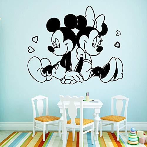 Tianpengyuanshuai Muursticker voor de kinderkamer, woonkamer, huis, decoratie, behang, muursticker