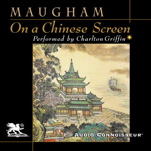 On a Chinese Screen audiobook cover art