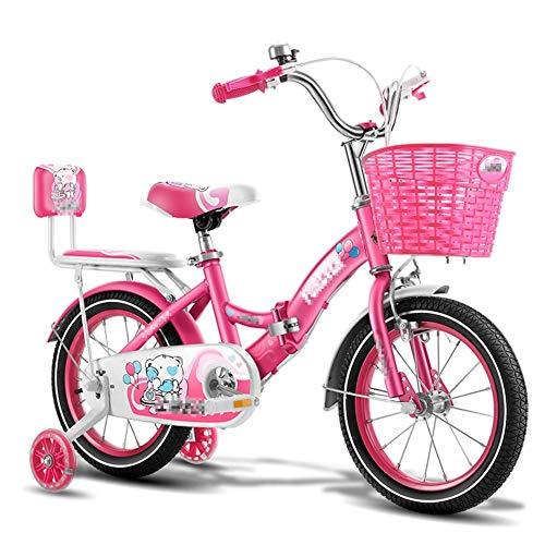 azz Bikes voor kinderen, 2-12 jaar oud, vouwfiets, sport, outdoor, car trolley, multifunctionele boy girl fiets