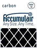 White Rodgers Accumulair Carbon 14x30x1 (13.5x29.5) Odor eliminating Air Filter/Furnace Filter (FO14X30X1)