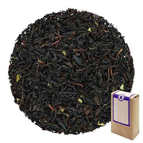 """Núm. 1396: Té negro """"Cerezas de Amaretto"""" - hojas sueltas - 100 g - GAIWAN® GERMANY - té negro de la India y China, almendra, cerezas liofilizados"""