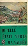 Qu'elle était verte ma vallée Le livre de poche, volume double n° 232/233