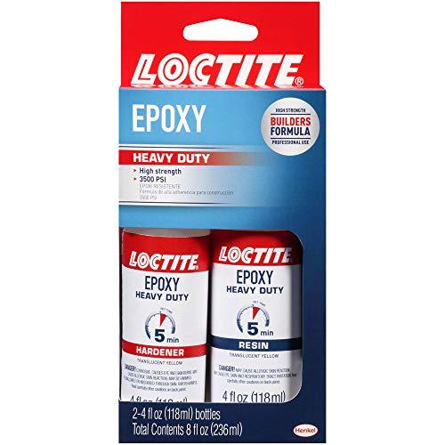 LOCTITE Two-Part Heavy Duty Epoxy