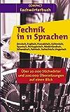 Technik in 11 Sprachen: German, English, French, Italian, Spanish, Portuguese, Dutch, Swedish, Polish, Czech, Hungarian (Compact SilverLine) - I. Hell