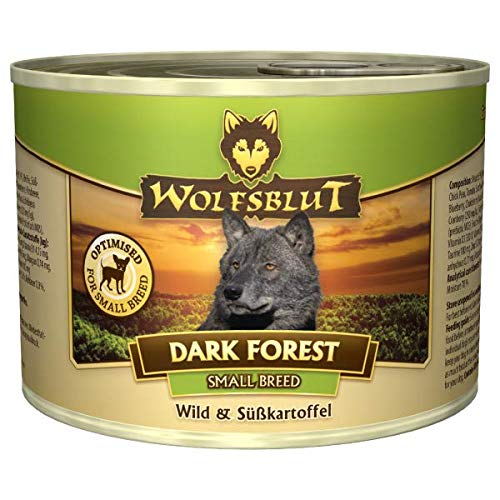Wolfsblut Dark Forest Small Breed 200gr