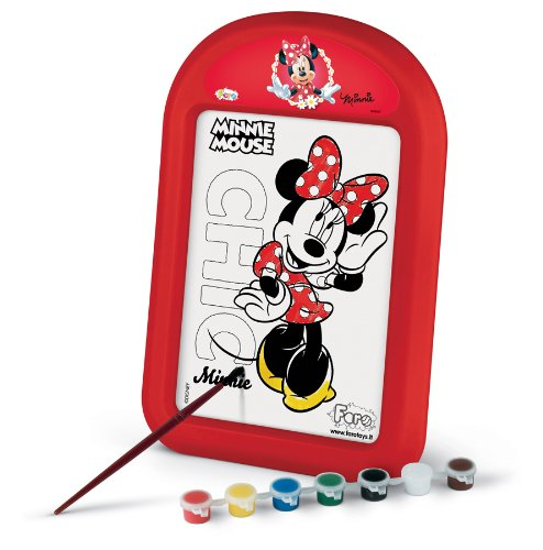 FARO - Faro54512m - Tableau - Cadres d'artiste - Minnie Mouse