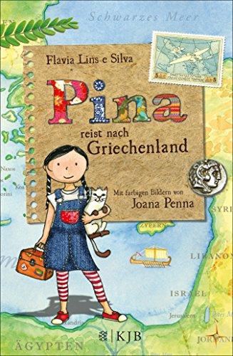 Pina reist nach Griechenland (German Edition)