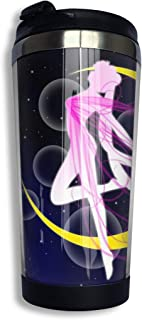 Sailor Moon 13.5 Oz Double Layer Vacuum Insulated Travel Mug/Coffee Cup
