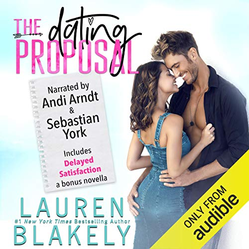 Page de couverture de The Dating Proposal