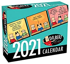 Image of Dilbert 2021 Day To Day. Brand catalog list of Andrews McMeel Publishing.