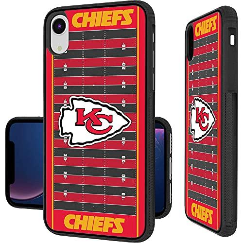 Strategic Printing Kansas City Chiefs iPhone Bump Case with Field Design