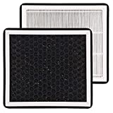 Double Filtering FD132 Cabin Air Filter for Toyota,Lexus,Replacement for CF10132, 87139-06030, 87139-32010, 87139-YZZ05