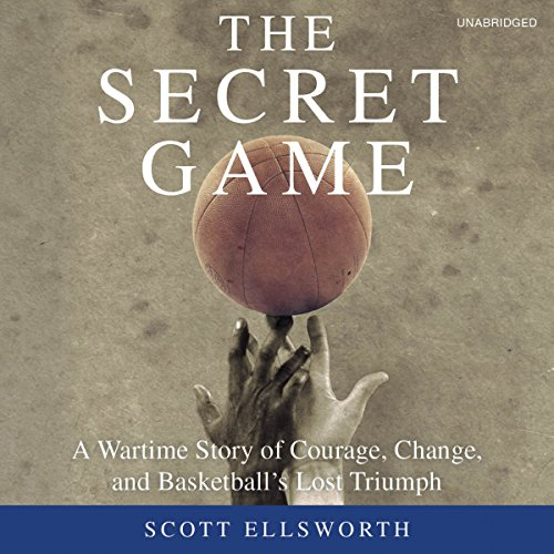 The Secret Game audiobook cover art