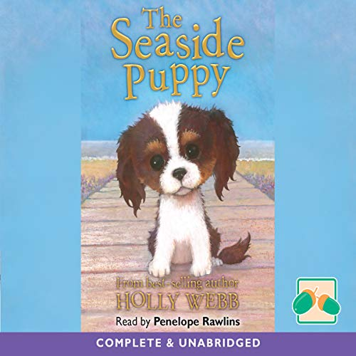 The Seaside Puppy audiobook cover art