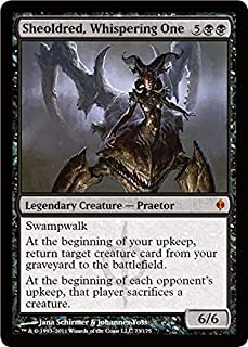 Magic: the Gathering - Sheoldred, Whispering One - New Phyrexia