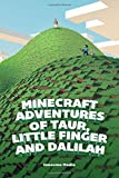Minecreaft Adventures of Taur, Little Finger and Dalilah