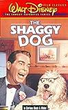 The Shaggy Dog [VHS]