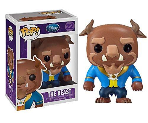 Figura POP! Vinyl La Bella y la Bestia - Bestia Disney