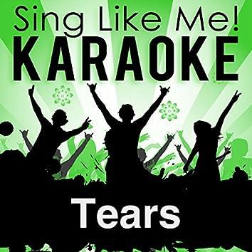 Tears (Karaoke Version)