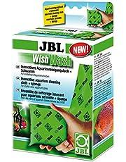 JBL Wish Wash 61526 - Paño de Limpieza y Esponja para acuarios y terrarios