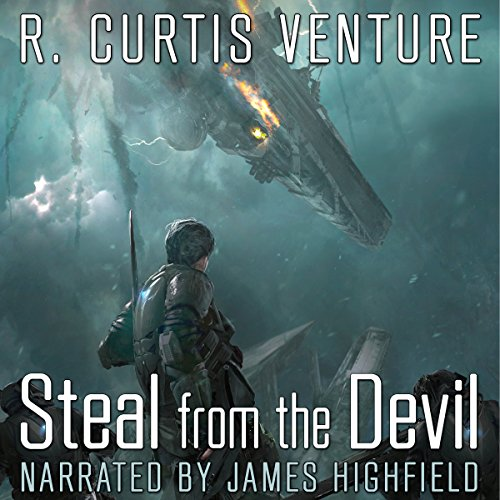 Steal from the Devil audiobook cover art