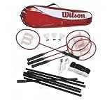 Best Wilson badminton racquet - Wilson Tour 4 Racket Badminton Set With Net Review