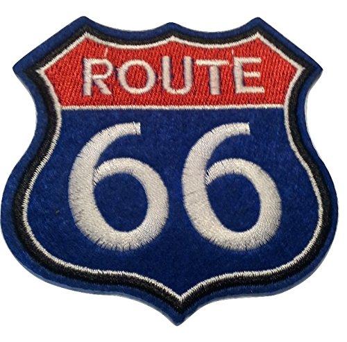 'Parche adhesivo Termoadesive parche Route 66Jeans