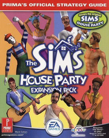 The Sims House Party: Prima's Official Strategy Guide